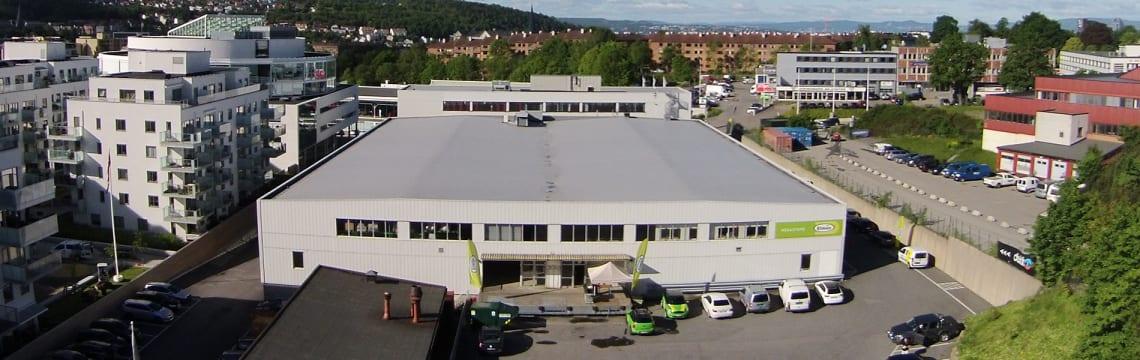 Hentelager Megastore Oslo