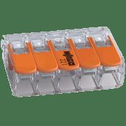 INNSTIKK WAGO S-221 5X0,14-4MM