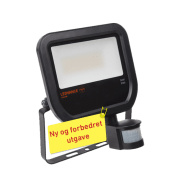 LED FLOODLIGHT 50W M/SENSOR