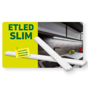 ETLED SLIM 4W 3000K 250MM