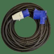 KABELSETT 230V 216-6 3G2,5 25M