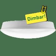 ETLED REKO 16W 3000K DIMBAR