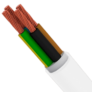 TFXP MR FLEX 3G6MM HVIT