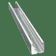 ARMATURSKINNE MP-321 S 100MM