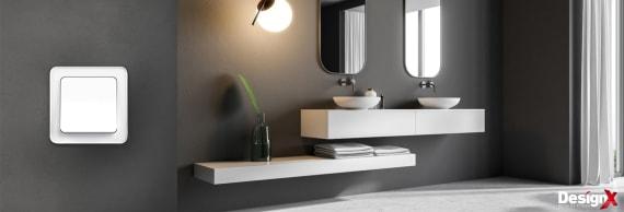 DesignX - Hvit