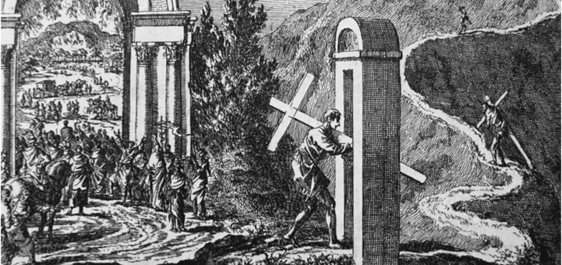 A Porta Estreita - Série: As Parábolas de Jesus
