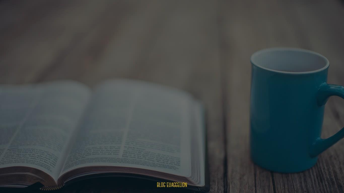 Bíblia, nosso único modelo de conduta!