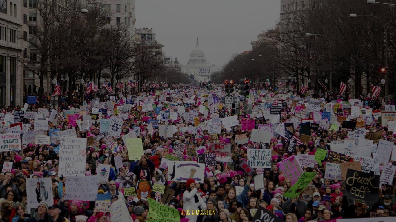 Contagem do Povo, Ditadura Militar e a Marcha para Jesus