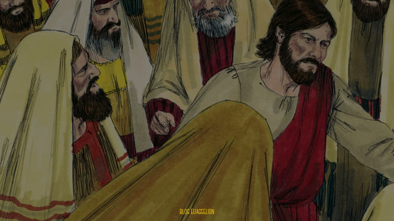 Curiosidades Bíblicas #06 (Ele, porém retirou-se.)