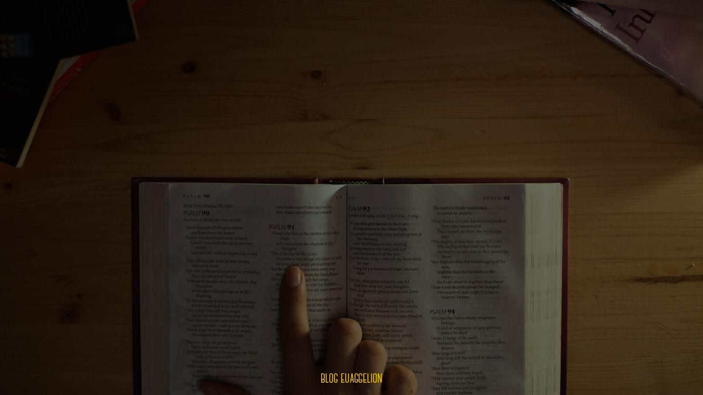 Devocional #95 (Salmo 119.102)