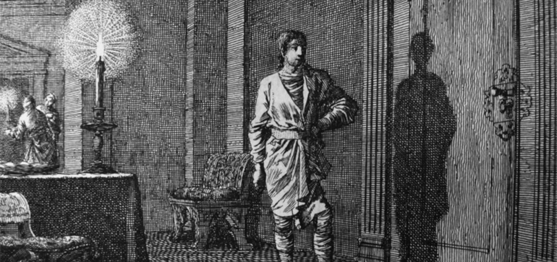 A Candeia - Série: As Parábolas de Jesus