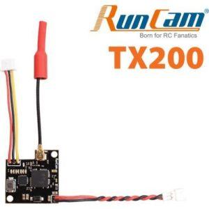 RCPlanet osta RunCam TX200 (25-200mw) VTX FPV pood Tallinn