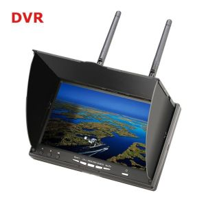 RCPlanet osta Eachine LCD5802D 5802 5.8G 40CH 7-tolline FPV monitor koos DVR FPV müük Eestis