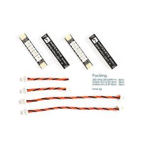 RCPlanet osta Matek System 2812ARM-4 5V WS2812 LED 4tk FPV pood