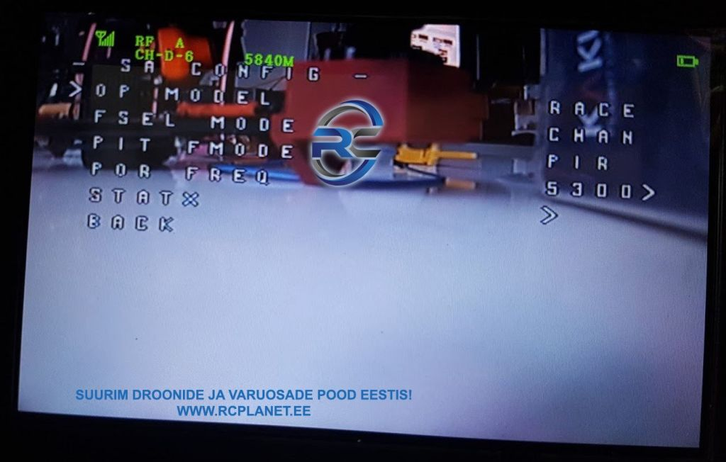RCPlanet smart audio vtx osd2