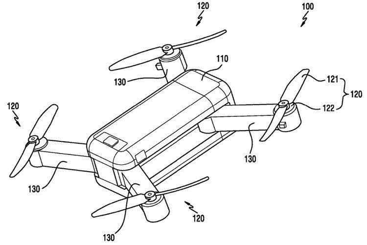 Samsung võib siseneda droonide turule transformaatoriga