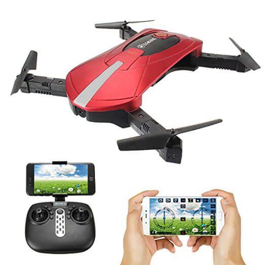 RCPlanet osta Eachine E52 WiFi FPV High Hold režiimiga RC Mini selfie droon Droonipood Eestis