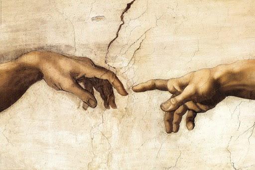 il dito di di Dio