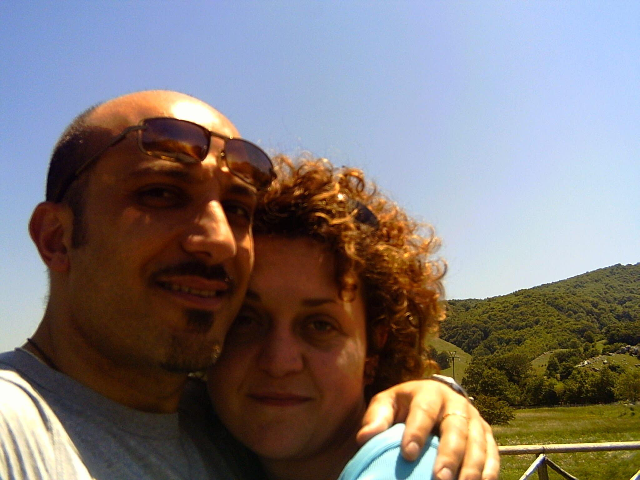 Remigio e Giuseppina fidanzati