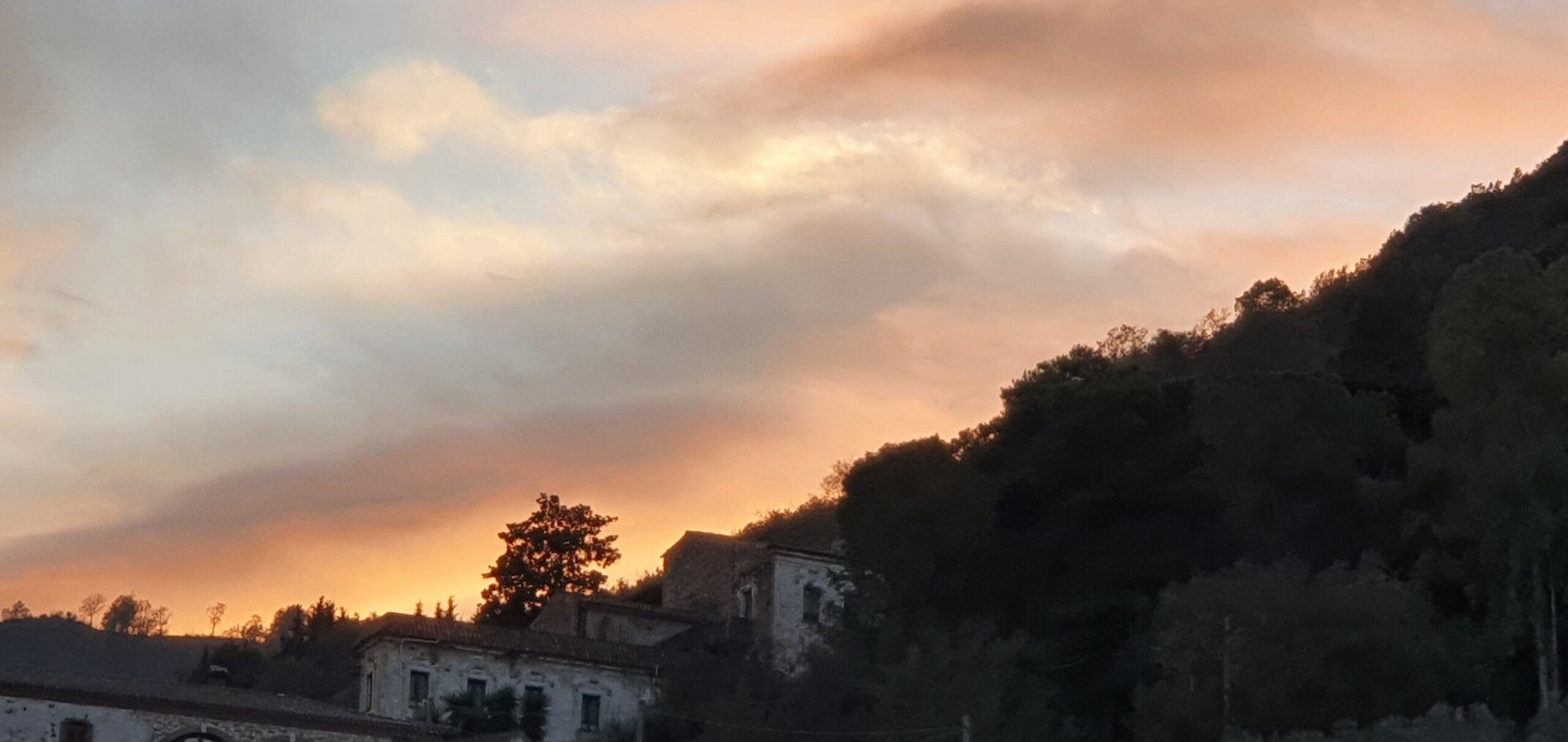 Eugenio fra le nuvole