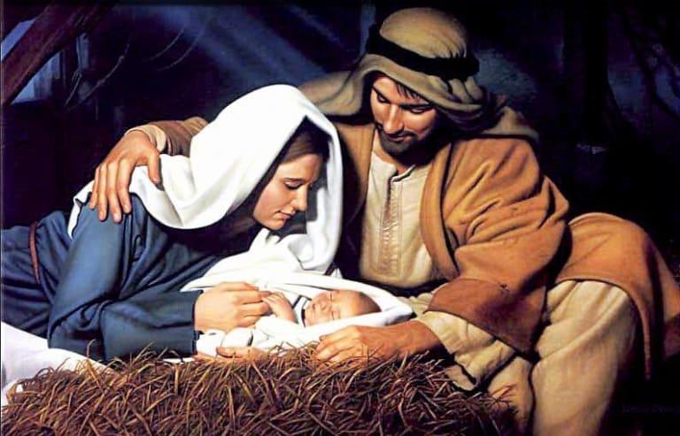 nasce Gesù bambino