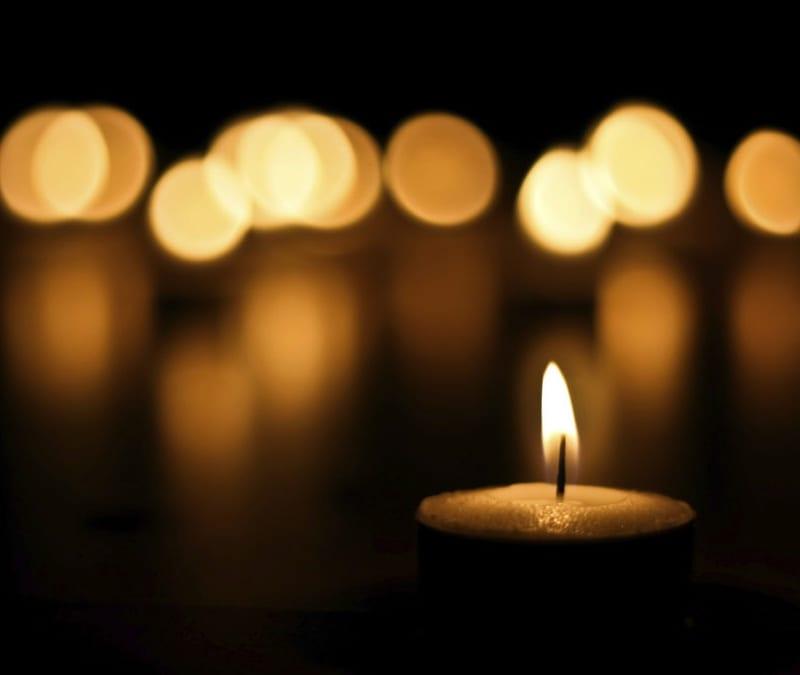 candela che brilla