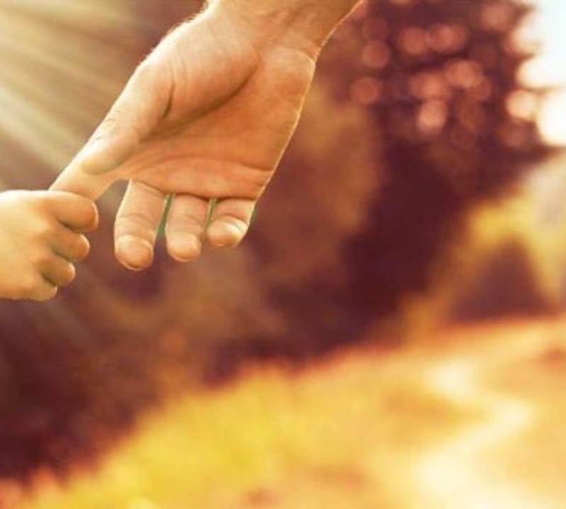 la mano di Dio