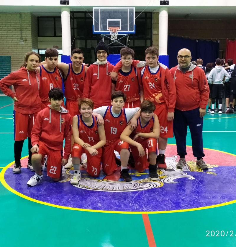 squadra CSI basket