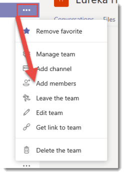 Add guest users to Microsoft Teams