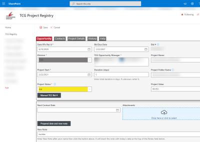 Custom SharePoint Form Layouts