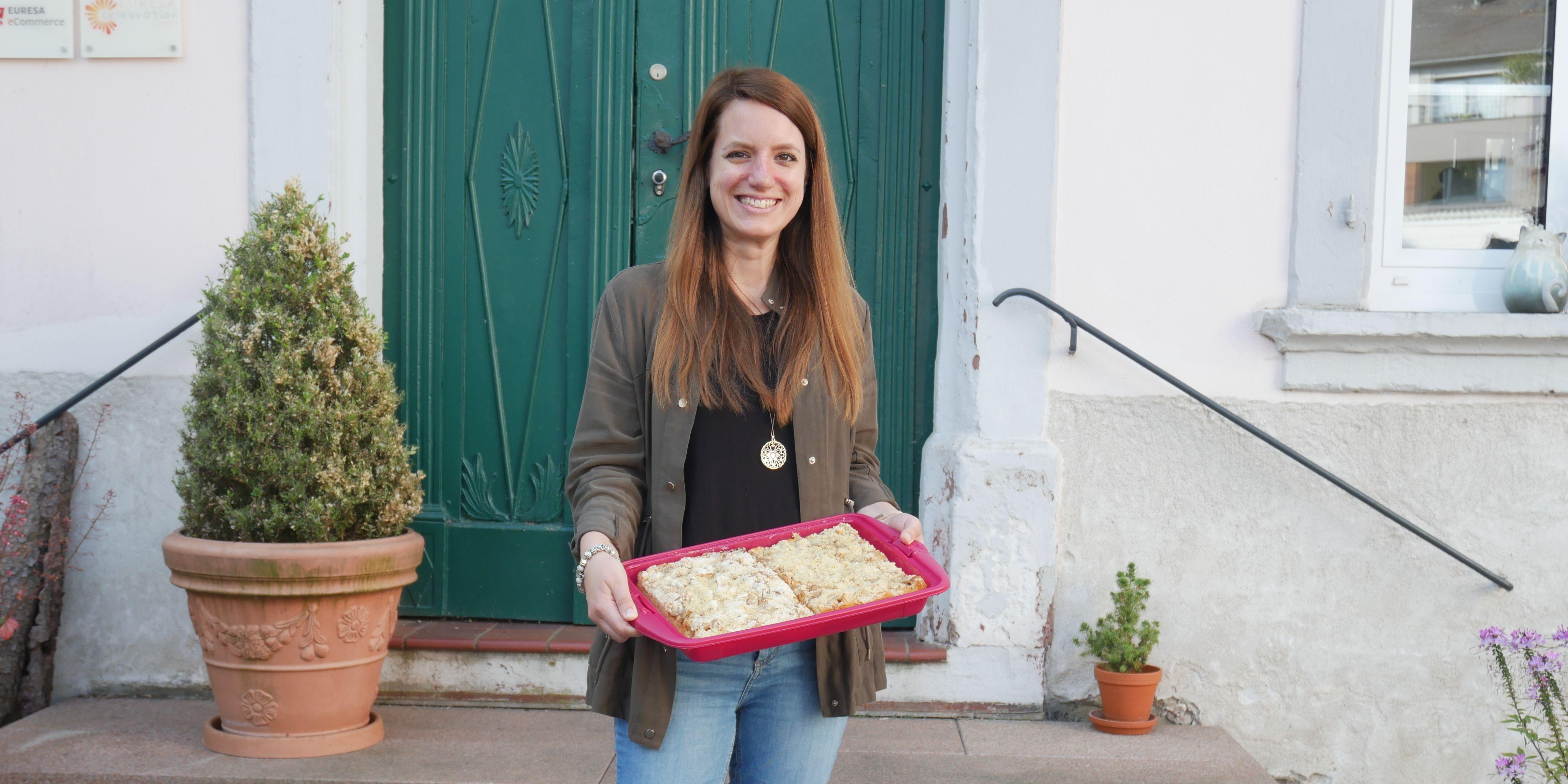 Kuchen von Rebekka