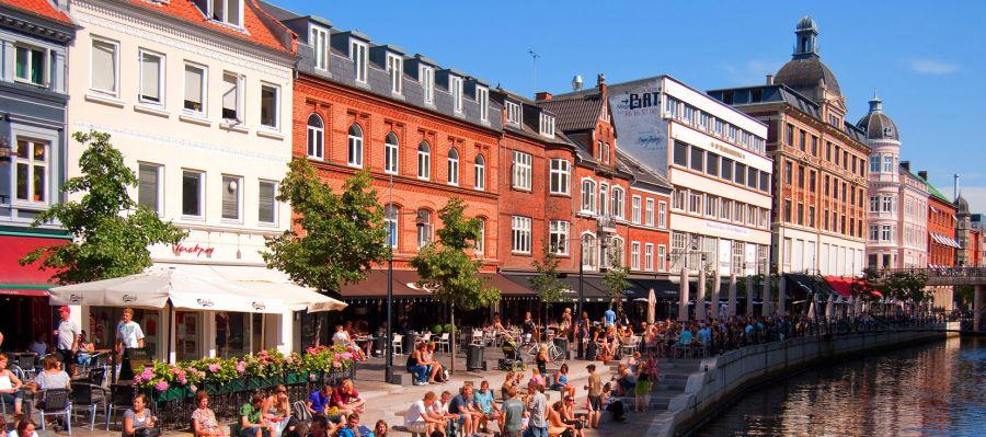 Impression von Aarhus