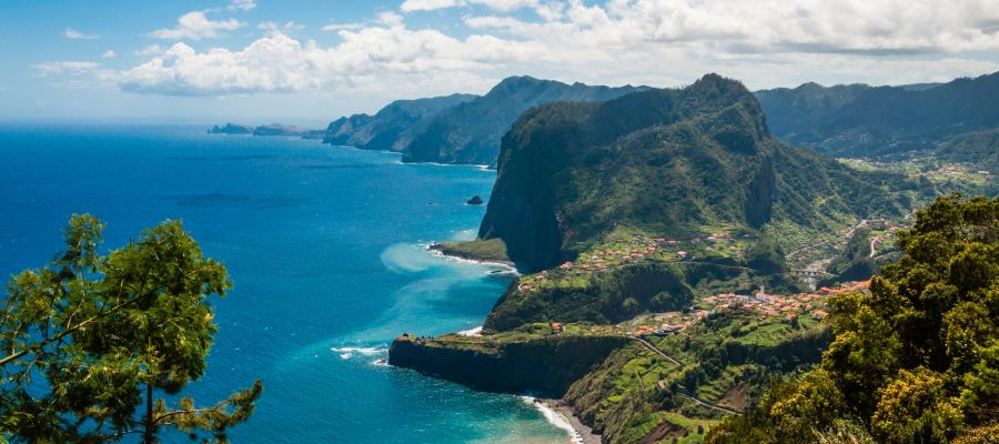 Impression von Funchal (Madeira)