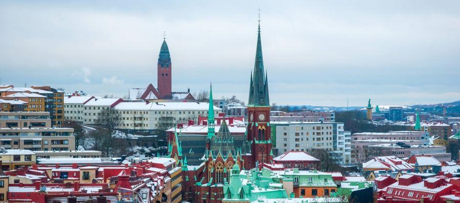 Impression von Göteborg