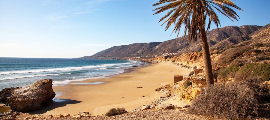 Impression von Agadir