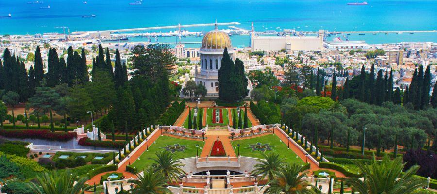 Impression von Haifa