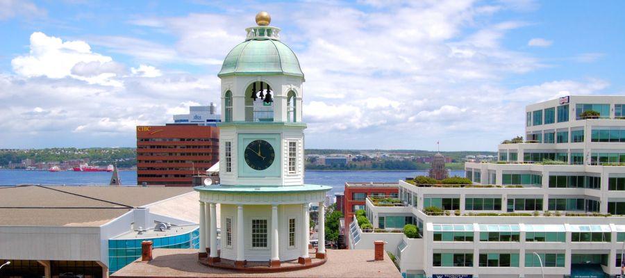 Impression von Halifax