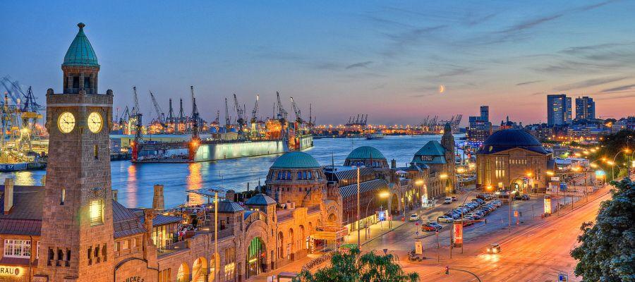Impression von Hamburg
