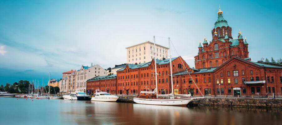 Impression von Helsinki