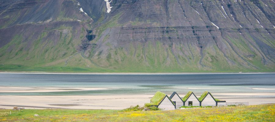 Impression von Isafjord