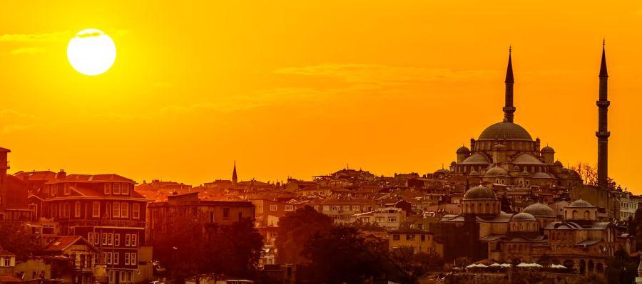 Impression von Istanbul