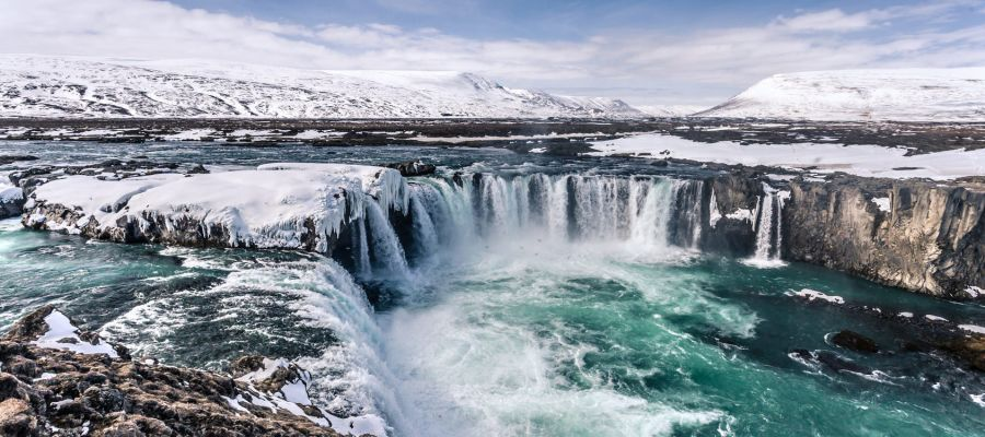 Impression von Akureyri
