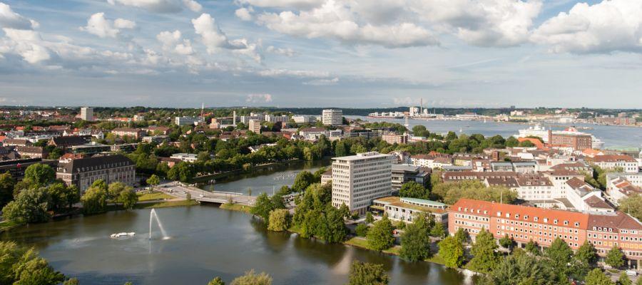 Impression von Kiel