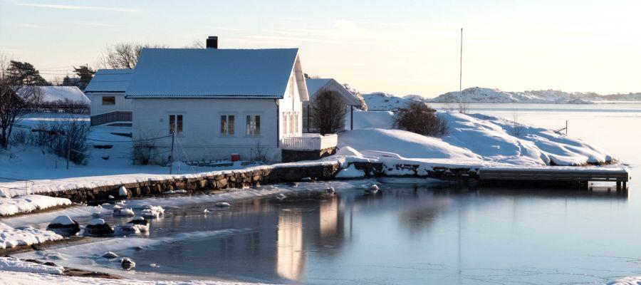Impression von Kristiansand