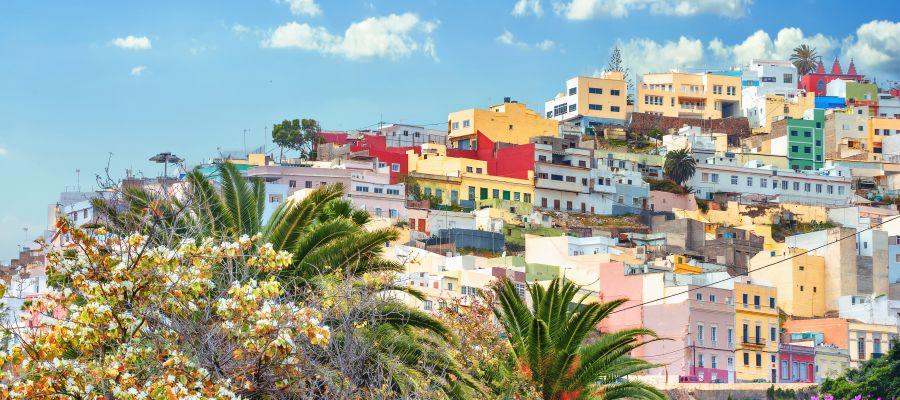 Impression von Las Palmas (Gran Canaria)