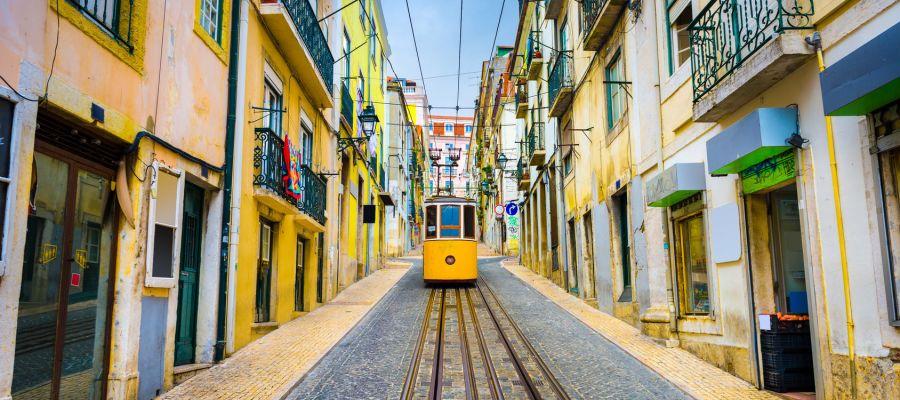 Impression von Lissabon
