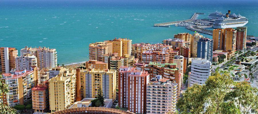 Impression von Málaga