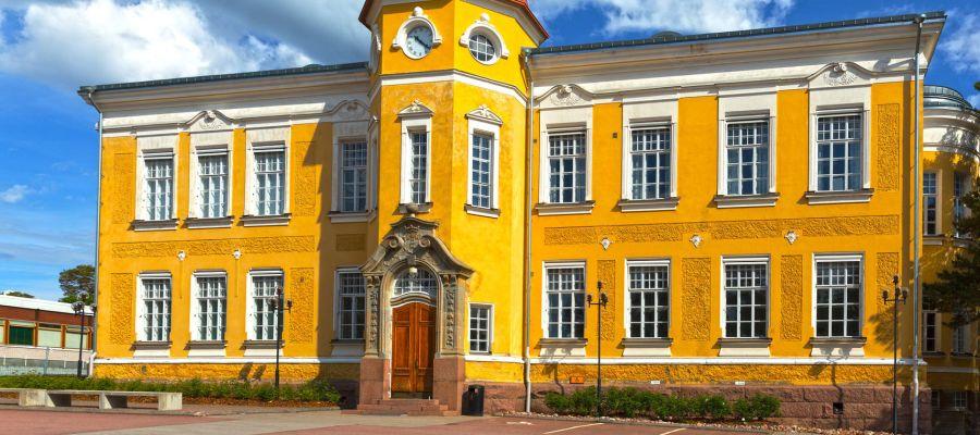 Impression von Mariehamn