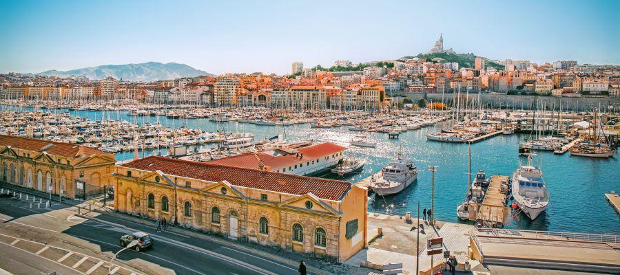 Impression von Marseille