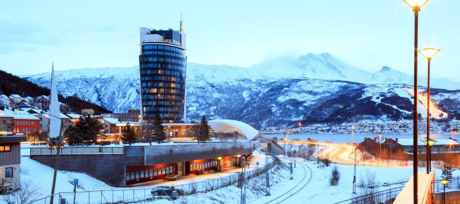 Impression von Narvik